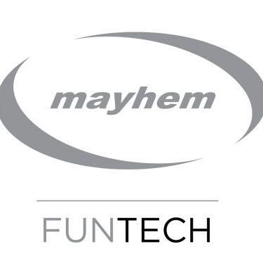 Mayhem was born