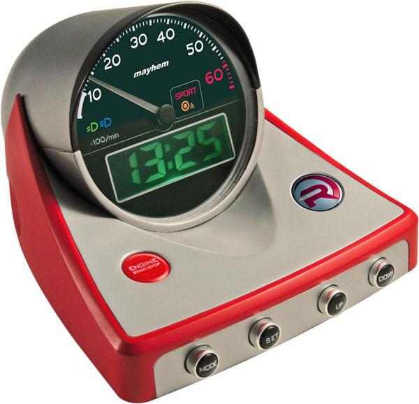 Revolution Alarm Clock