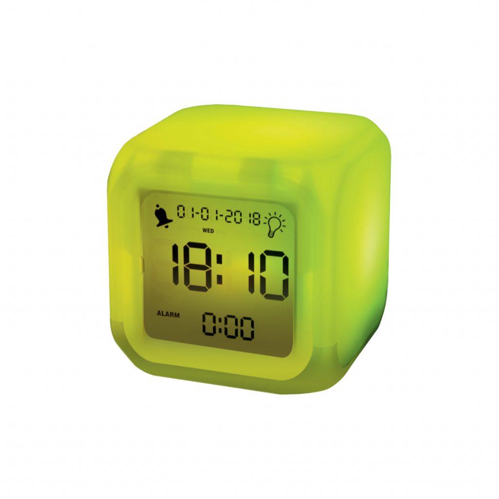 Aurora Clock