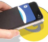 Wombat Phone Wallet